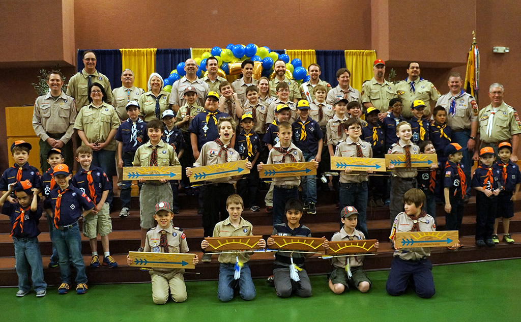 Pack 378: Cub Scouts in Arlington, Texas